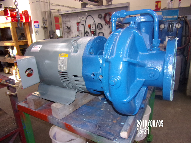 industrial irrigation pump repair billings mt